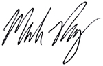 Mark Ray Signature